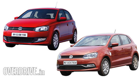 Volkswagen Polo Collage