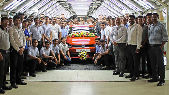 Volkswagen India crosses 4-lakh-units-produced milestone