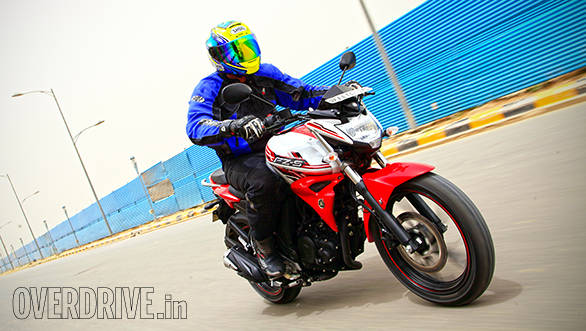 2014 yamaha fz fi version 2 0 india first ride overdrive