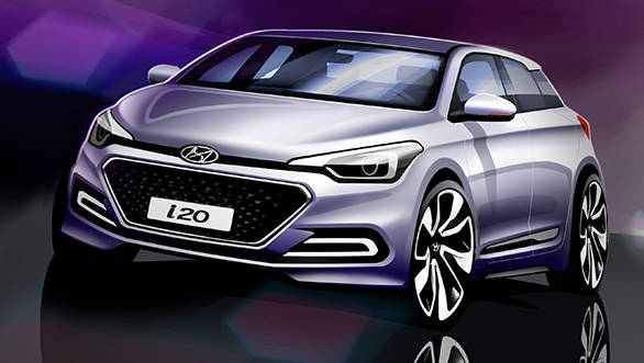 Five things we know about the 2015 Hyundai Elite i20 in India