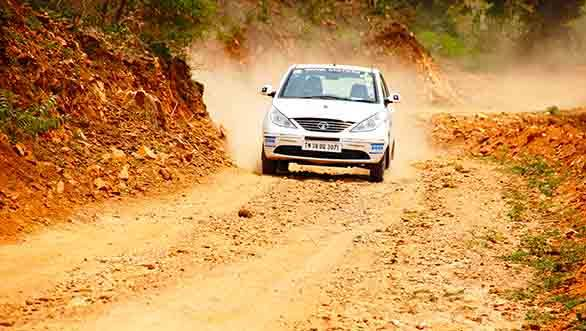 Chidanand Murthy and BS Sujith win Pro Stock class at Rally of Bangalore