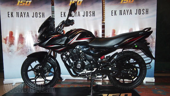 Image gallery: Bajaj Discover 150F at the launch