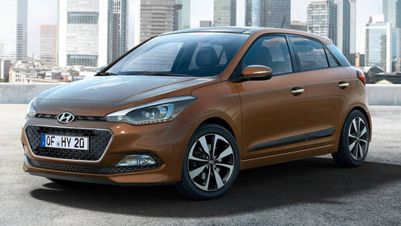 Pictorial comparo: Hyundai Elite i20 (India) vs Euro-spec i20