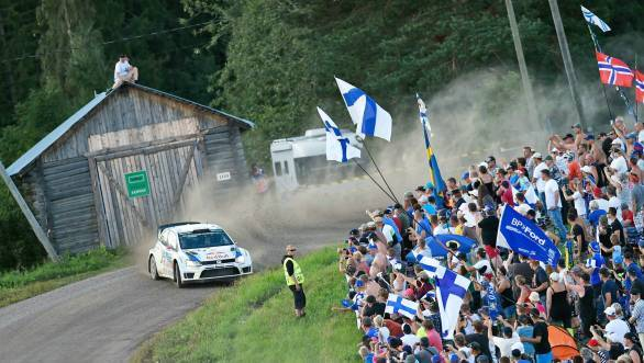 A Finn wins the Rally of Finland - poetic justice for Jari-Matti Latvala