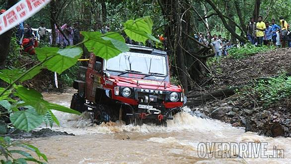 Tang Eng Joo and Tan Choon Hong win Rainforest Challenge India