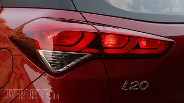 9.The i20's tail lights could remind you of the design treatment that Alfa Romeo or Audi use for theirs