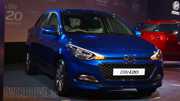 2015 Hyundai Elite I20 Launched At Rs 4 89 Lakh Overdrive