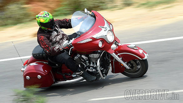 Indian Motorcycle reportedly recalls 18,367 bikes in the United States