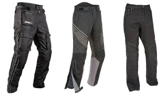 Cheapest motorcycle pants in India