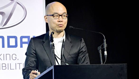Creative design manager, Hyundai Design, Planning and Management