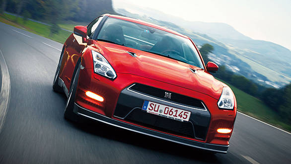 Nissan GT-R launch in India delayed
