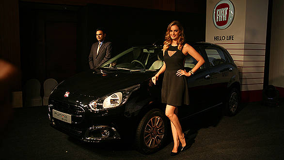 2014 Fiat Punto Evo variants in India explained