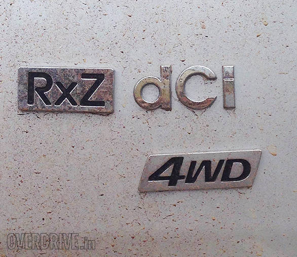 The AWD model is to come in two models, the RxL and the top-end RxZ