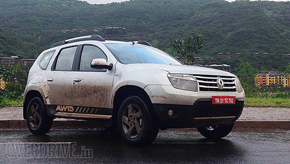 2014 Renault Duster AWD launched in India at Rs 11.89 lakh
