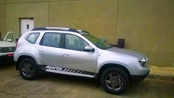 Renault Duster AWD to be launched in India on September 24