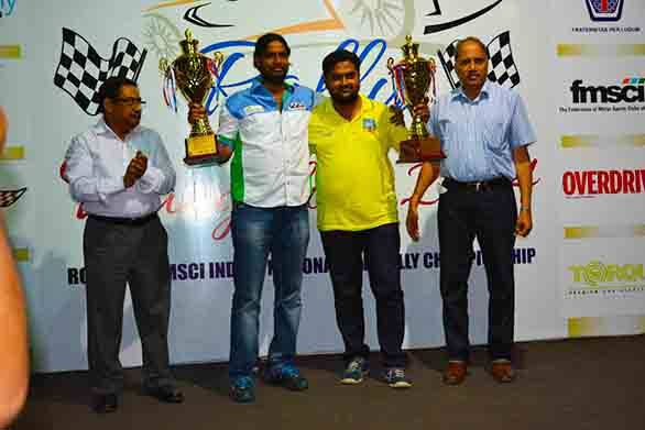 Pro Expert and Overall winners, SK Ajgar Ali and MOhammad Musthafa