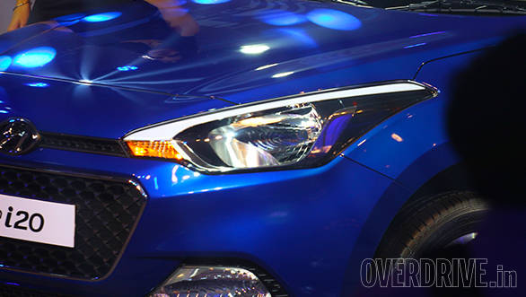 elite i20 wraparound lights