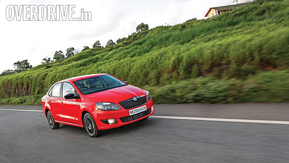 2015 Skoda Rapid 1.5 TDI India first drive