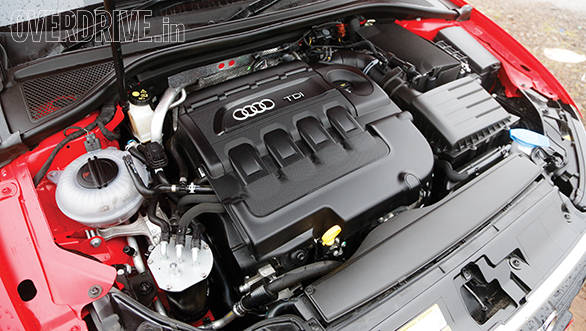 Audi A3 diesel 6