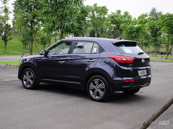 Hyundai ix25 production version (9)