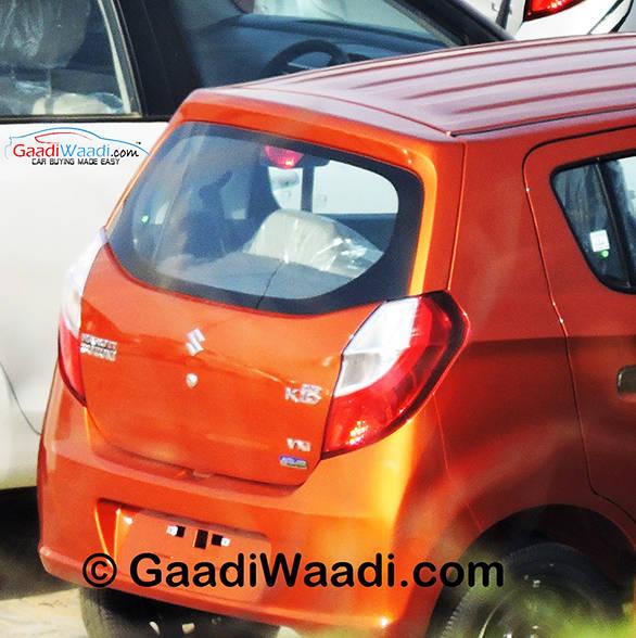 Maruti Alto K10 facelift (2)