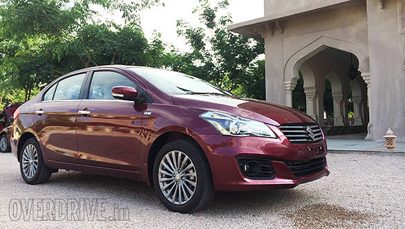 Maruti Ciaz featured