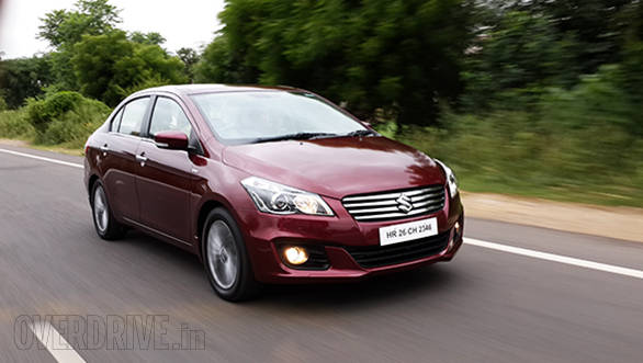 Maruti Suzuki Ciaz to be sold through Nexa, gets ABS as standard by mid-2017