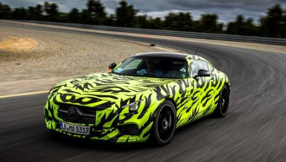 Video worth watching: Mercedes-Benz AMG GT teased for PS4's DriveClub