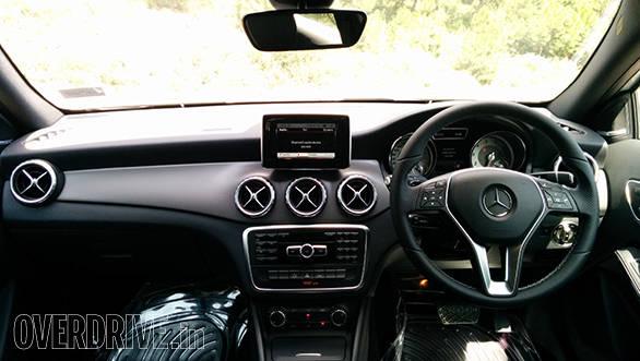 Mercedes GLA Class (11)