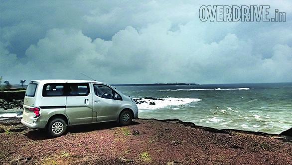 OD garage: Nissan Evalia after 27,428km