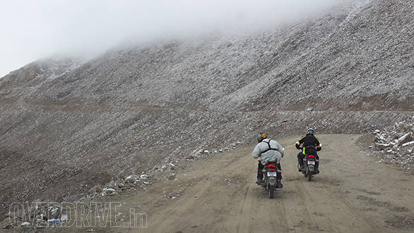 Rise Above Ride with Mahindra Centuro: Final day