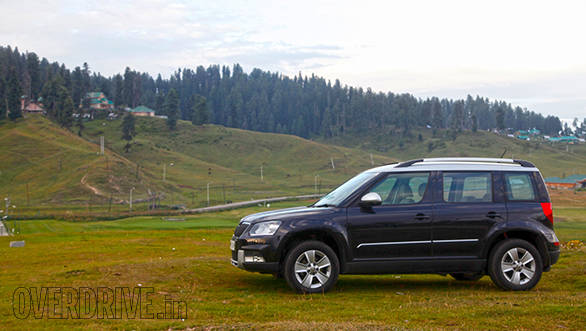 2014 skoda yeti india first drive overdrive. Black Bedroom Furniture Sets. Home Design Ideas