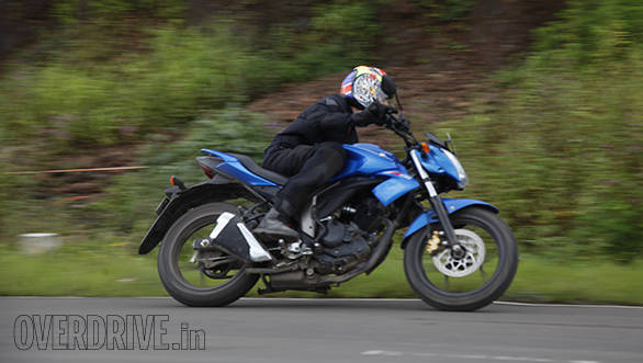 2014 Suzuki Gixxer India first ride review