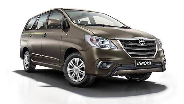 Toyota Innova limited edition
