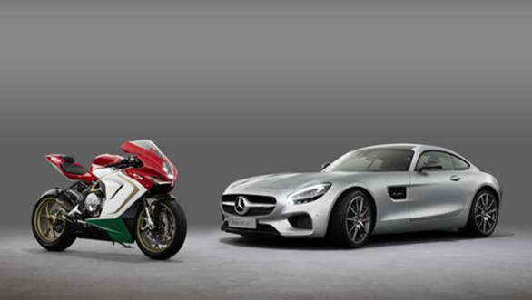 MV Agusta to partner with Mercedes-AMG