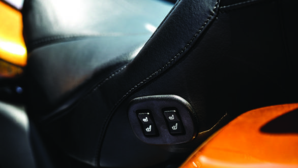 Project Rushmore rationalises the controls and makes the CVO Limited easier to live with and smarter to operate