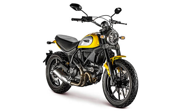 CNBC-TV18 OVERDRIVE Awards 2016: Ducati Scrambler wins Import Motorcycle of the Year