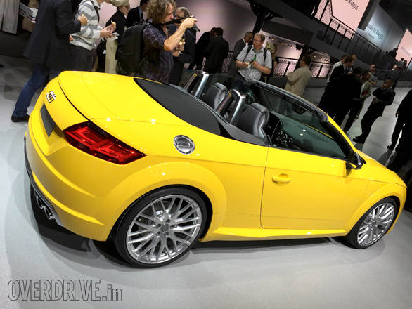 Audi TT roadster (2)