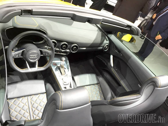 Audi TT roadster (3)