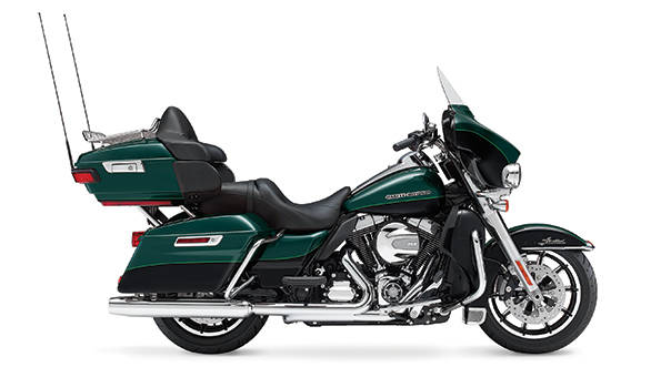 2015 Touring Electra Glide Ultra Limited