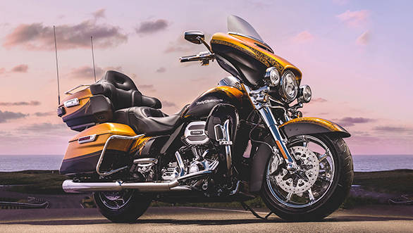 The CVO Limited is one of the most premium and expensive motorcycles on sale in India today