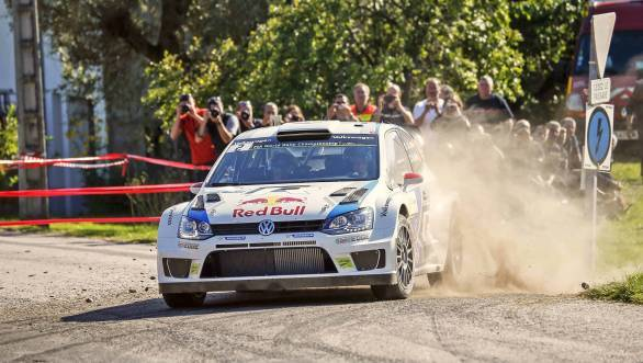 WRC 2014: Latvala claims Rallye de France win