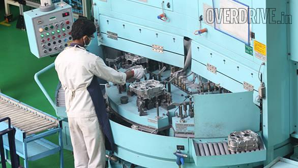 Hero opens 750,000 unit factory for premium motorcycles in Neemrana