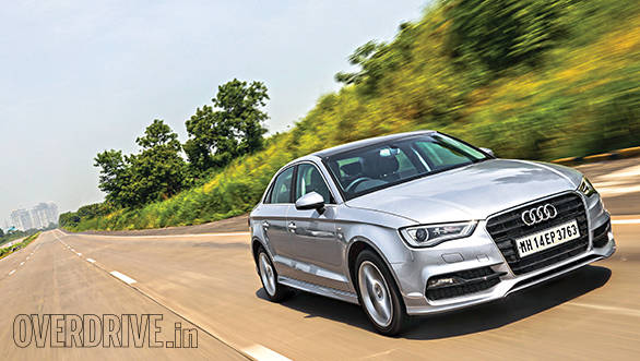 Audi A3 40 TSI road test review