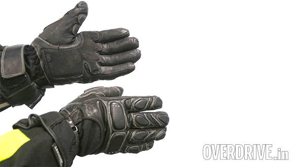 Product review: Joe Rocket Nitrogen gloves