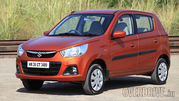 New Maruti Suzuki Alto K10 first drive review - Overdrive