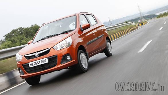 New Maruti Suzuki Alto K10 first drive review