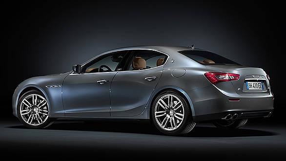 Maserati Ghibli Zegna Edition (1)