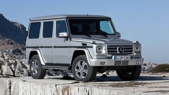New Mercedes-Benz G-Class confirmed for 2016