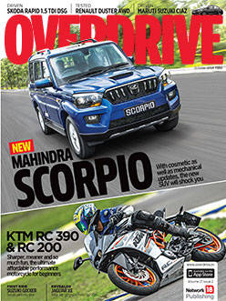 Overdrive - October 2014